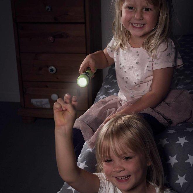 Varta Maya de Bij LED Zaklamp - Groen