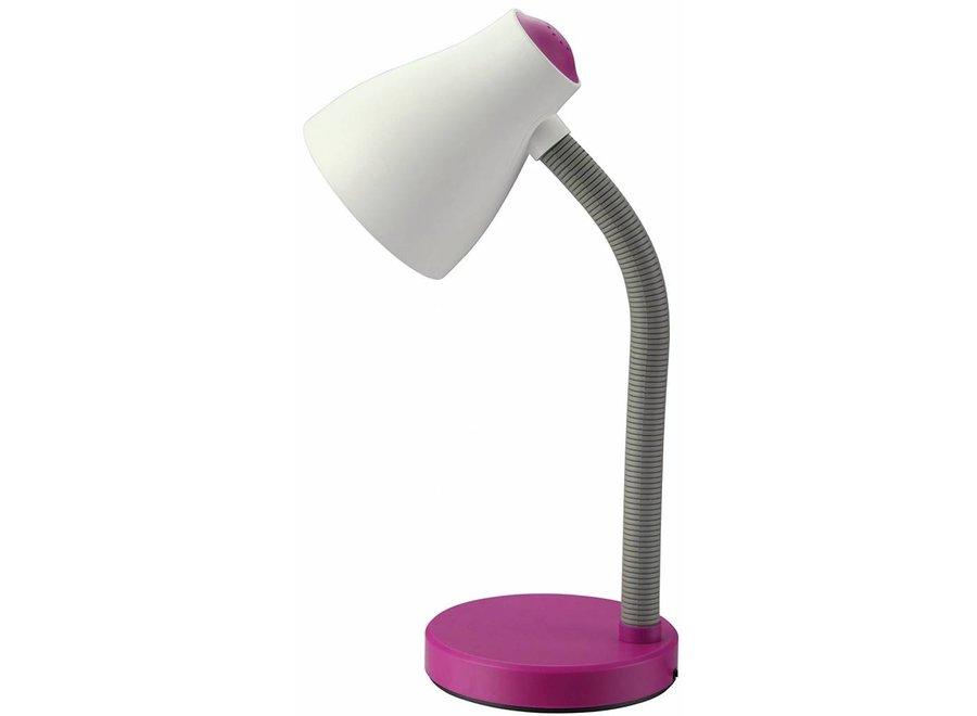 Ranex Babet Bureaulamp - Roze