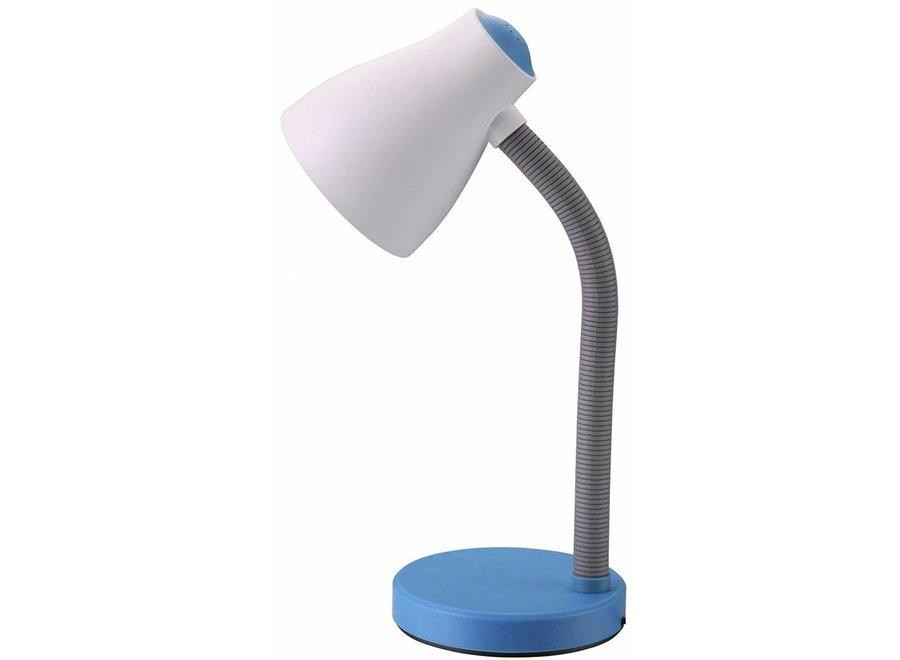 Ranex Babet Bureaulamp - Blauw