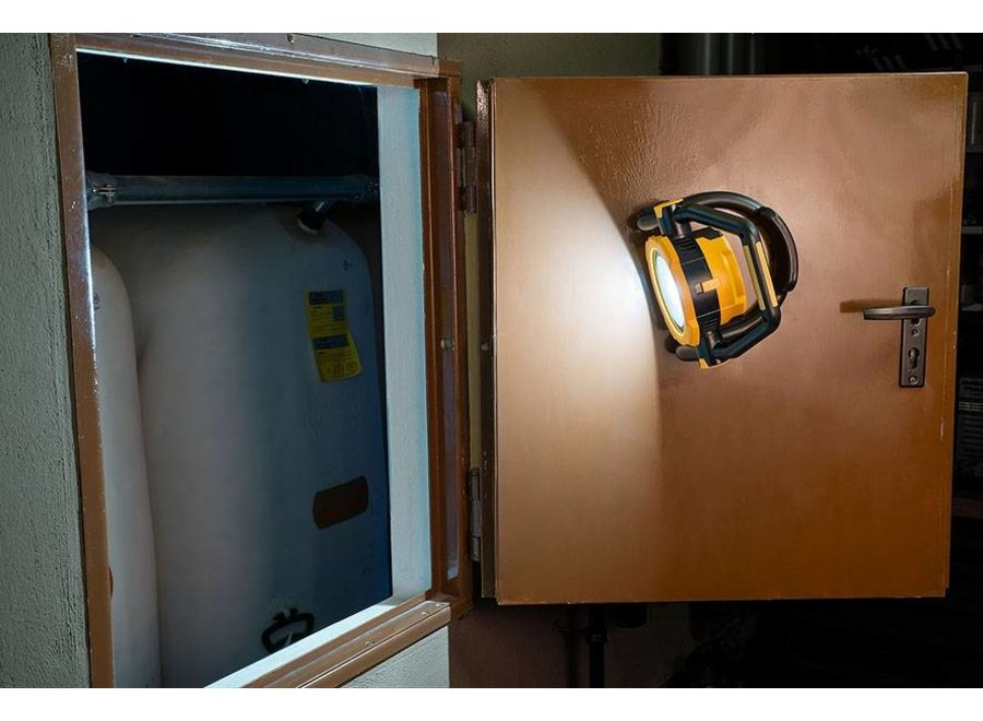 Brennenstuhl Mobiele Flexibele LED-Spot 6500 K - 30 W