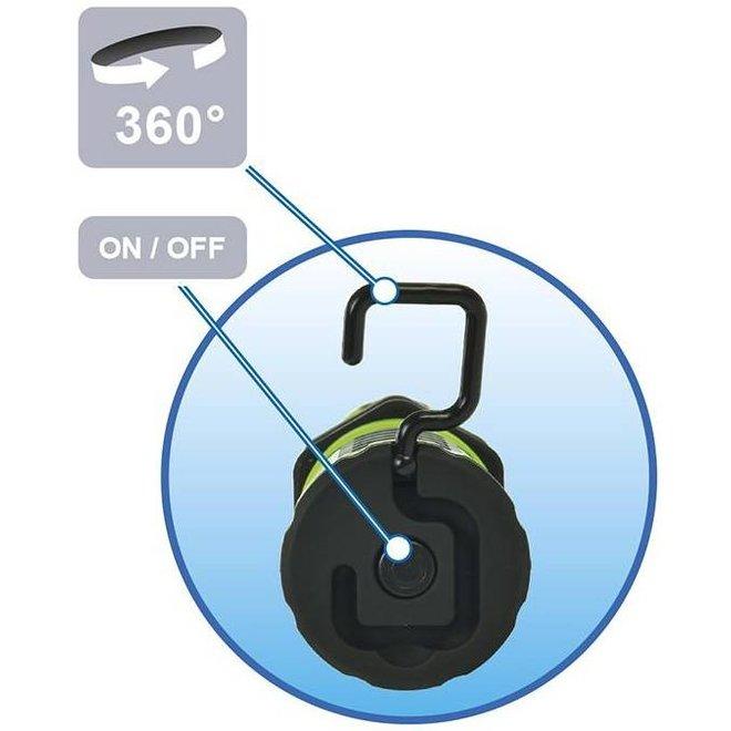 ProPlus Uitschuifbare COB LED Werklamp
