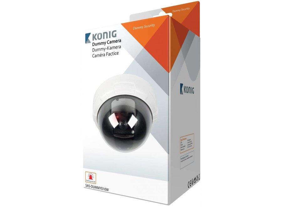 Konig SAS-DUMMY010W Dome Dummy Camera - Wit
