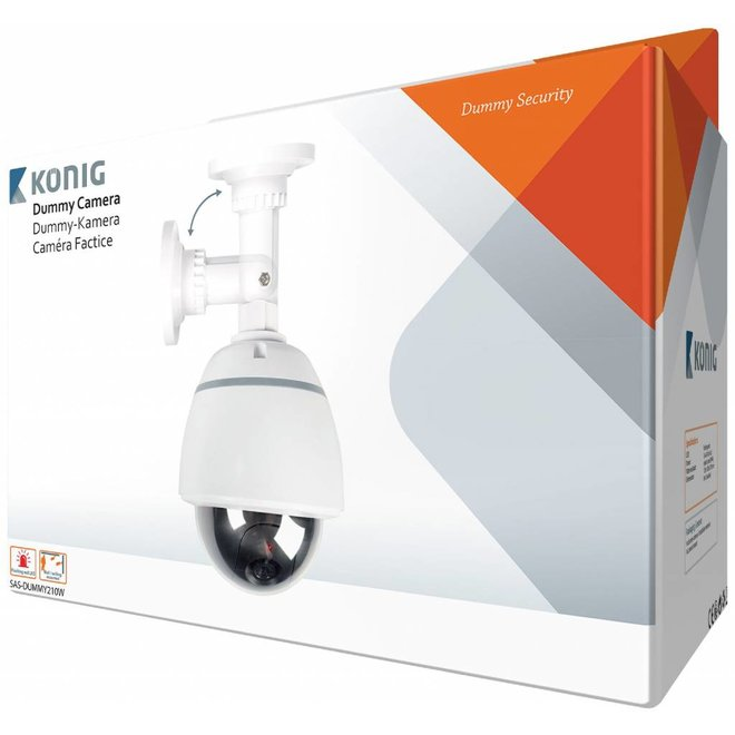 Konig SAS-DUMMY210W LED Dome Dummy Camera