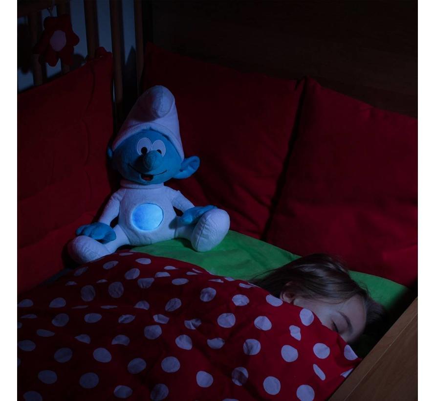 Ansmann Smurf Knuffel LED Nachtlicht - Wit