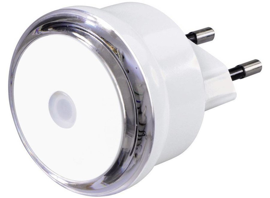 Hama LED Nachtlamp Basic Rond - Wit