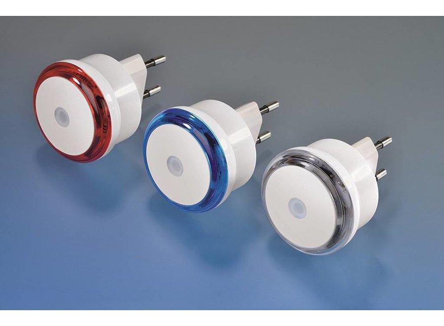 Hama LED Nachtlamp Basic Rond - Blauw