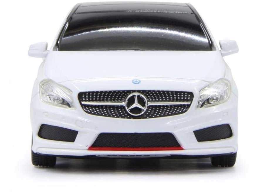 Jamara LED Mercedes-Benz A-Klasse RC 1:24 - Wit