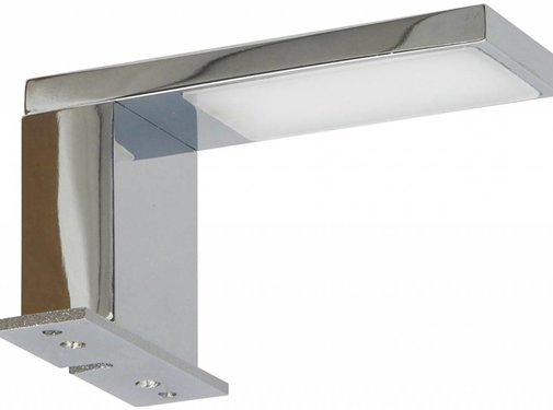 Ranex Ranex Jesolo LED Spiegellamp - Chroom
