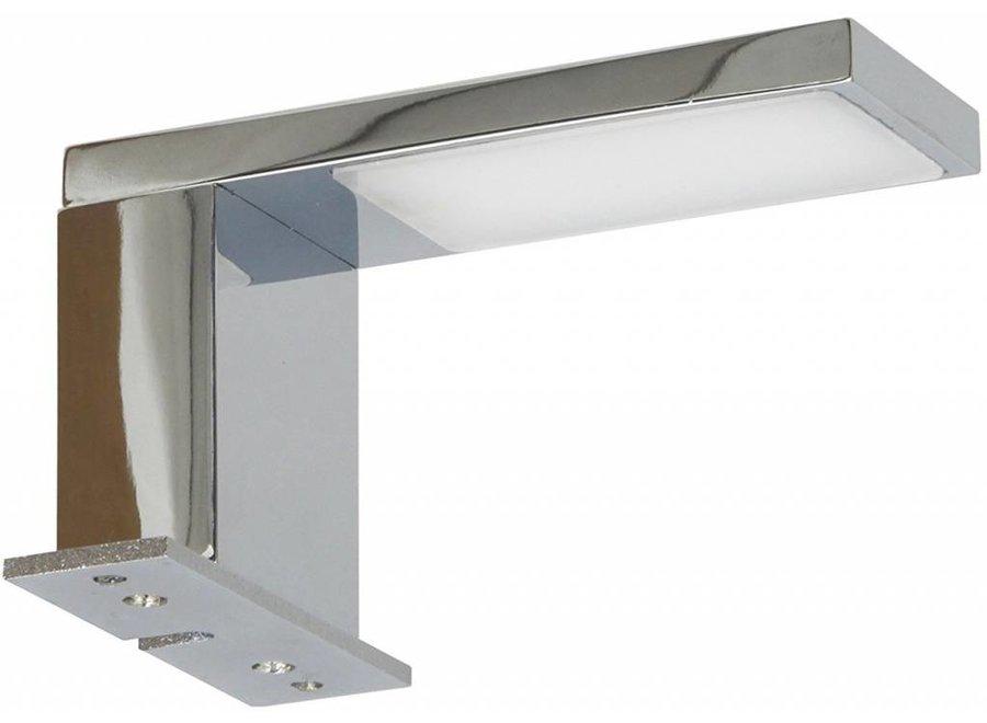 Ranex Jesolo LED Spiegellamp - Chroom