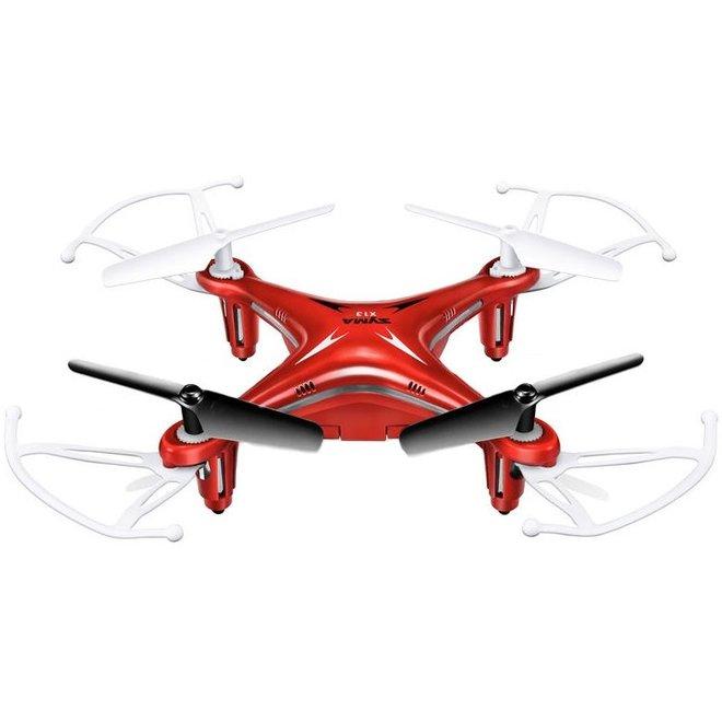 Syma X13 Storm Quadcopter - Rood