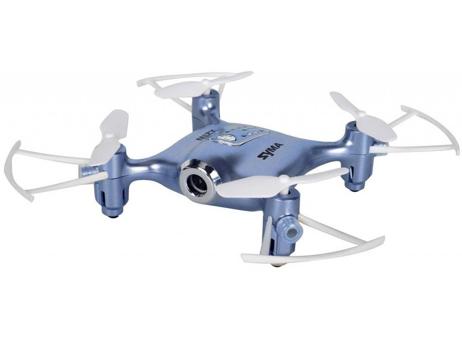 Syma X21W FPV Real-Time Quadcopter - Blauw