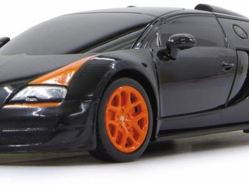 Jamara Jamara Bugatti Veyron Grand Sport Vitesse RC 1:24 - Zwart