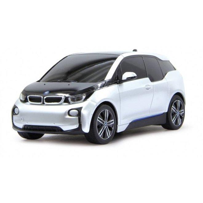 Jamara BMW i3 RC 1:24 - Zilver
