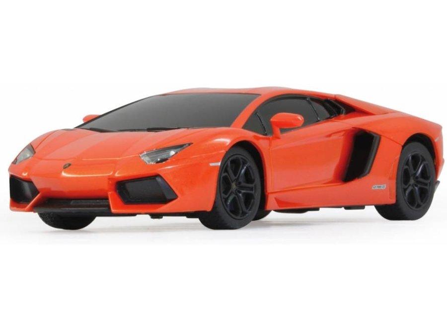 Jamara Lamborghini Aventador LP 700-4 RC 1:24 - Oranje