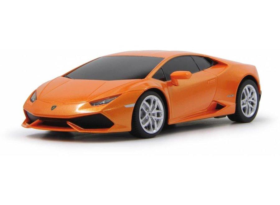 Jamara Lamborghini Huracán LP 610-4 RC 1:24 - Oranje