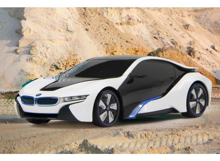 Jamara BMW i8 RC 1:24 - Wit