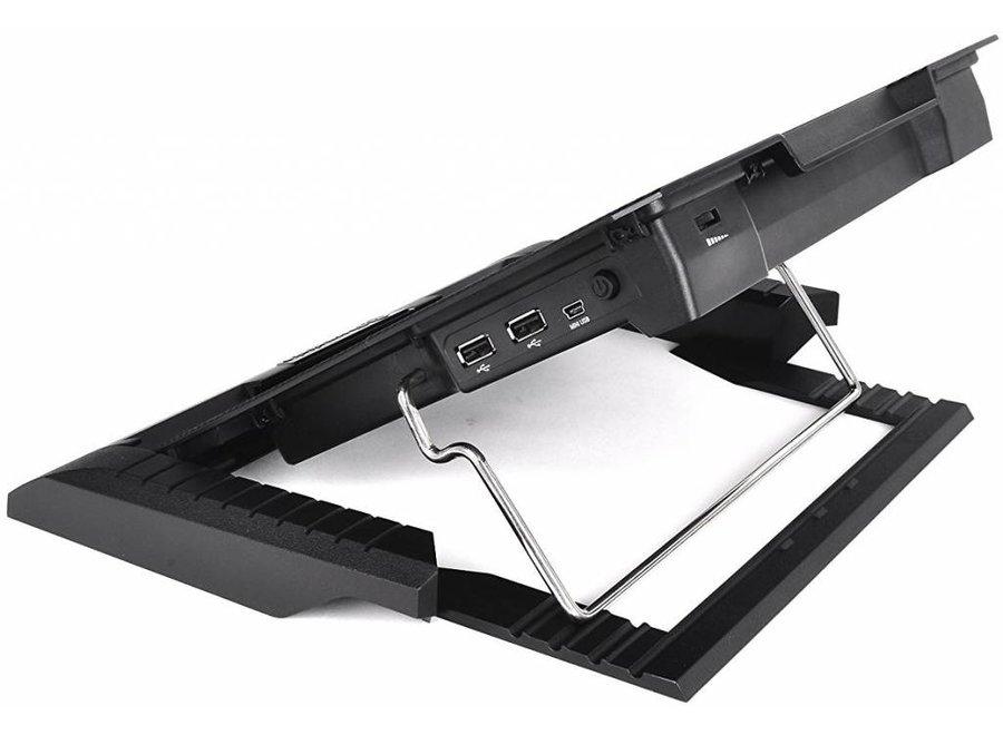 Thermaltake Massive23 GT Notebook Cooler - Blauw