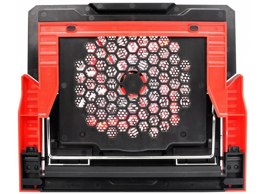 Thermaltake Massive23 GT Notebook Cooler - Rood