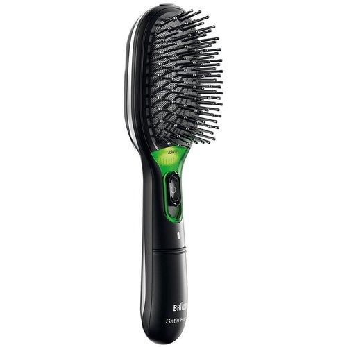 Braun Braun BR 710 Satin Hair 7 Borstel - Zwart