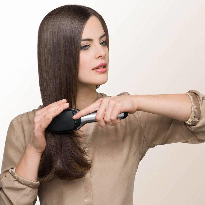Braun BR 710 Satin Hair 7 Borstel - Zwart