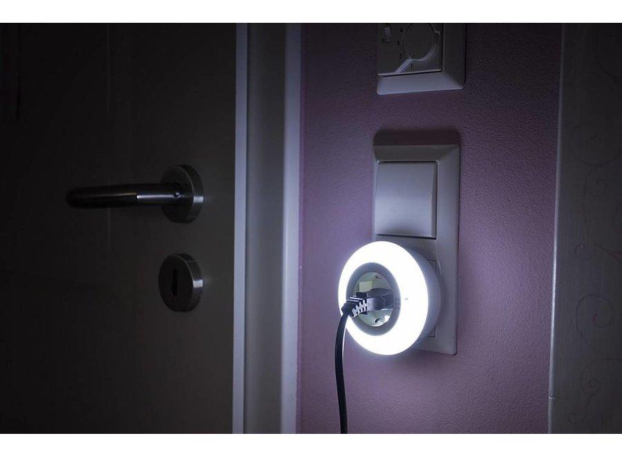 Brennenstuhl LED Nachtlamp met Schemeringssensor