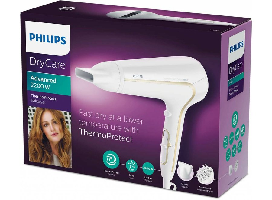Philips HP8232/00 DryCare Advanced Haardroger