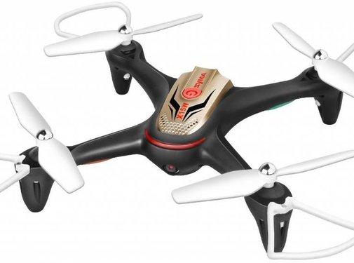 Syma Syma X15W FPV Real-Time Quadcopter - Zwart