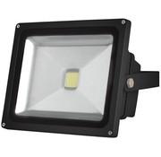 Perel Perel LEDA3003WW-B COB 3000K LED Lamp 30 W - Black