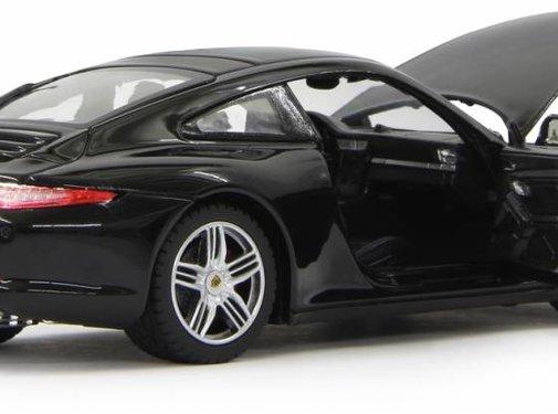 Jamara Jamara Porsche 911 Carrera S RC 1:24 - Zwart