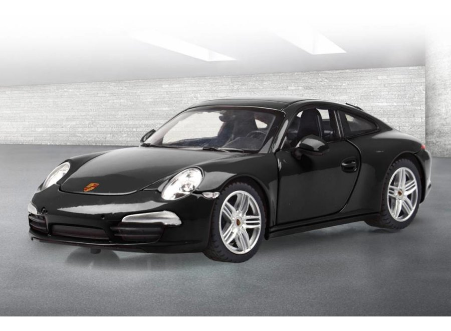 Jamara Porsche 911 Carrera S RC 1:24 - Zwart