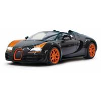 Jamara Bugatti Veyron Grand Sport Vitesse RC 1:14 - Zwart