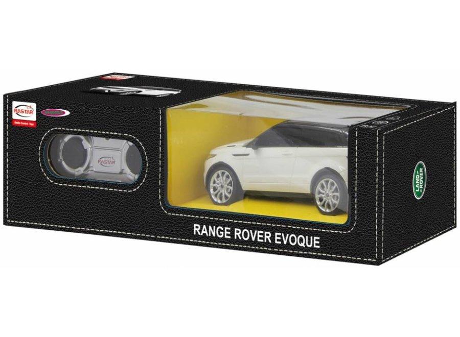 Jamara Range Rover Evoque RC 1:24 - Wit