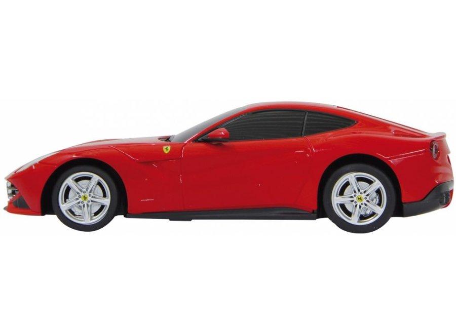 Jamara Ferrari F12 Berlinetta RC 1:24 - Rood