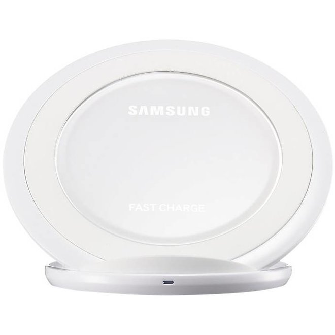 Samsung Wireless Fast Charger Stand EP-NG930BB - Wit