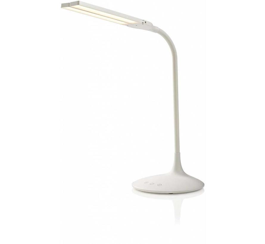 Nedis LTLG3M1WT4 LED Tafellamp Aanraakbediening