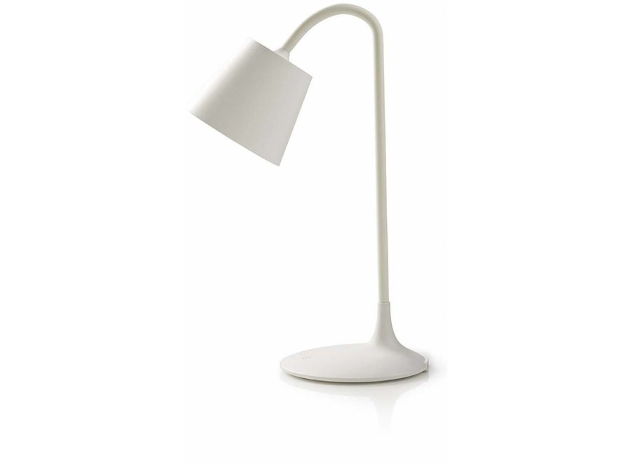 Nedis LTLG3M1WT5 LED Tafellamp Aanraakbediening