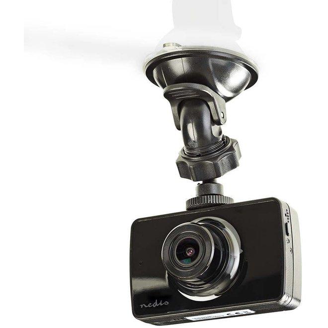 """Nedis DCAM30BK Dashcam Full HD 1080p - 2.4"""""""
