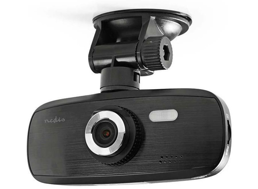 """Nedis DCAM20BK Dashcam Full HD 1080p - 2.7"""""""