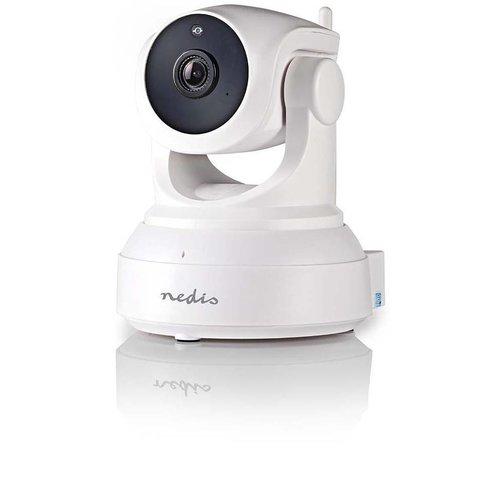 Nedis Nedis IPCMPT10CWT IP-beveiligingscamera HD 1280x720 - Wi-Fi