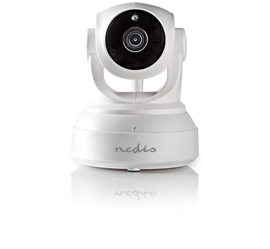 Nedis IPCMPT10CWT IP-beveiligingscamera HD 1280x720 - Wi-Fi