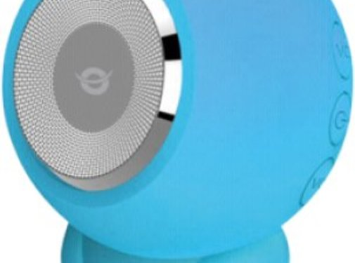 Conceptronic Conceptronic CSPKBTWPHFB Draagbare Bluetooth Speaker - Blauw