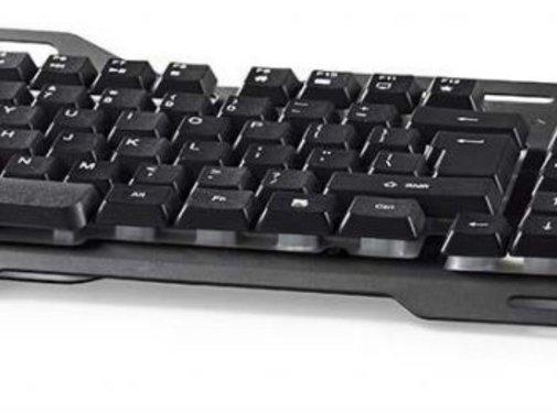 Nedis Nedis Afyteqe Gaming LED Toetsenbord USB 2.0 - US