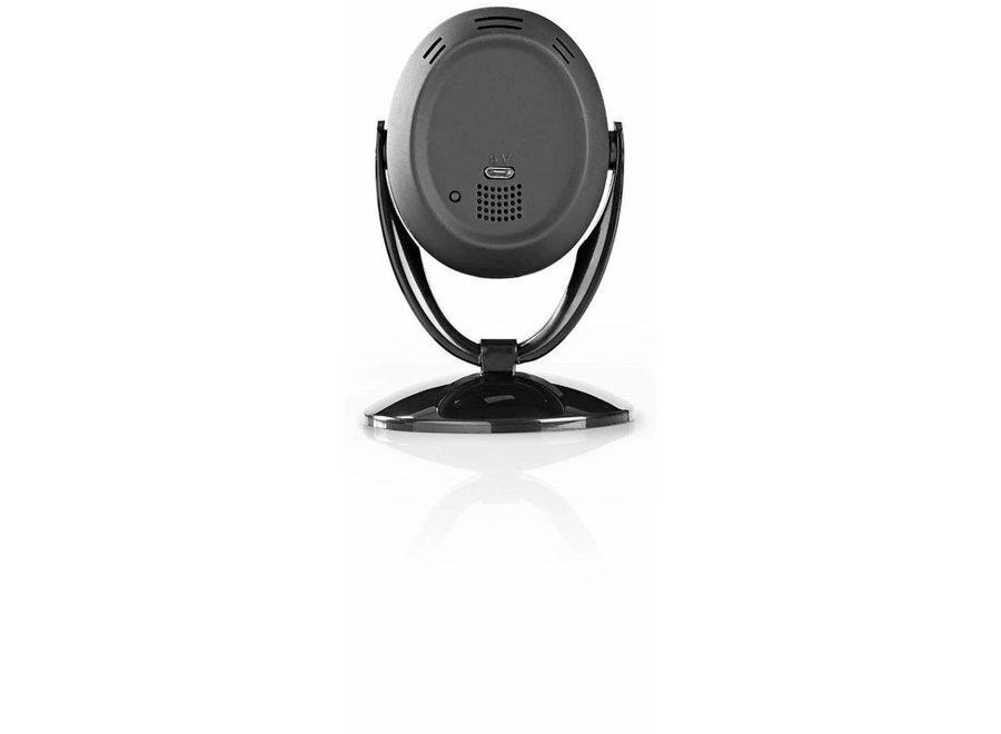 Nedis IPCMS10CBK IP-beveiligingscamera HD 1280x720 - Wi-Fi