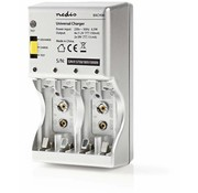 Nedis Nedis BACH06 Batterijlader AA/AAA/E-Blok