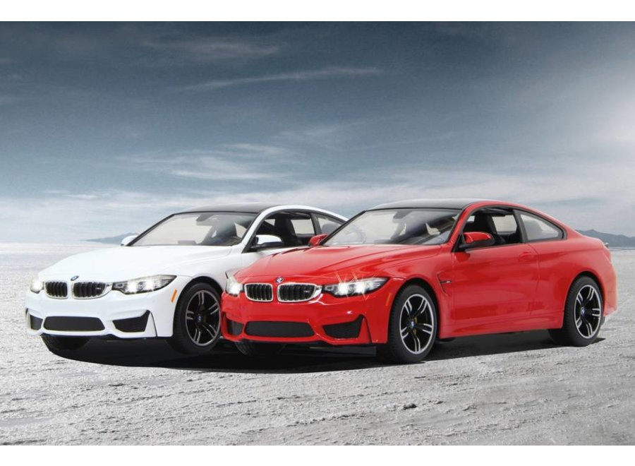 Jamara BMW M4 Coupe RC 1:14 - Rood