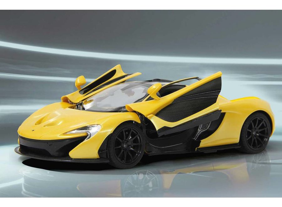 Jamara McLaren P1 RC 1:14 - Geel