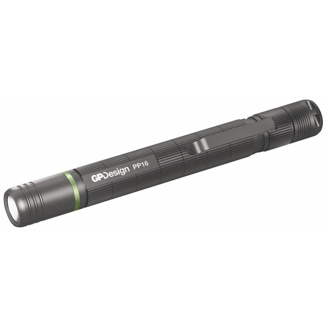 GP Design PP16 Acamar Penlight LED Zaklamp