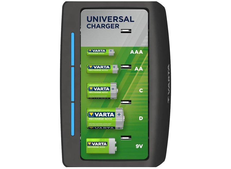 Varta 57648101401 Universal Charger