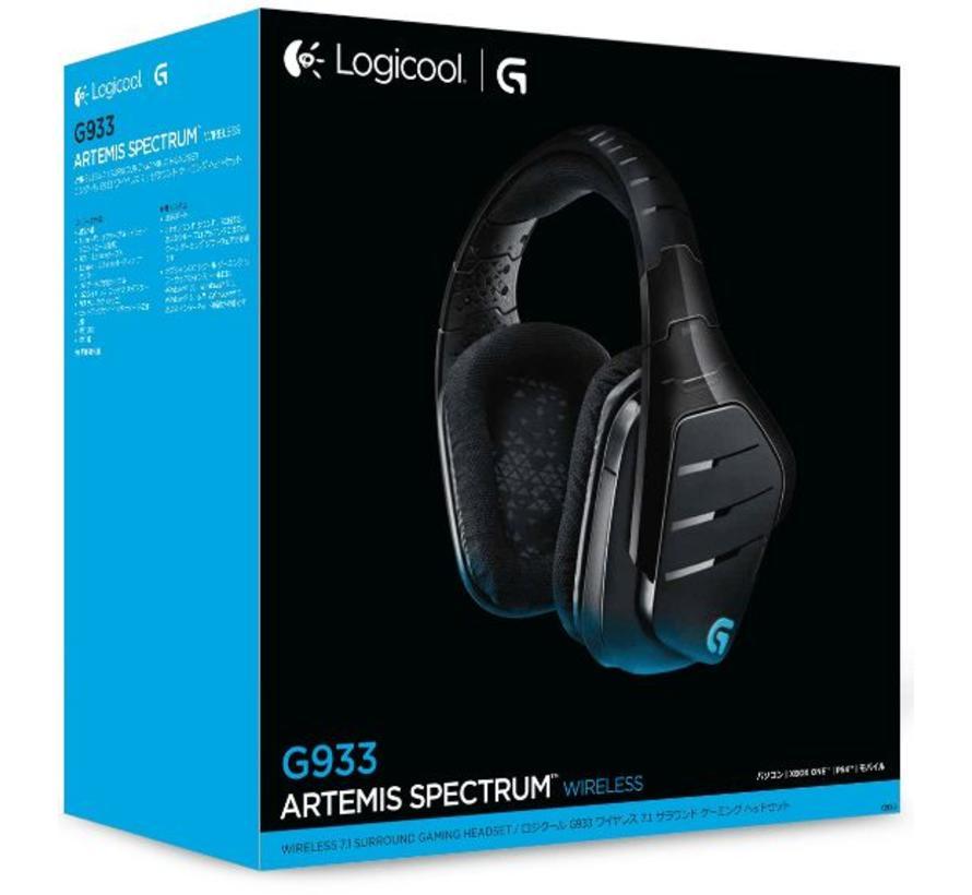 Logitech G933 Artemis Spectrum RGB 7.1 - Draadloos