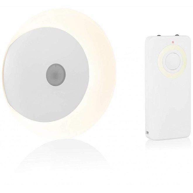 Smartwares ISL-60016 Nachtlamp Maanvorm met Afstandsbediening